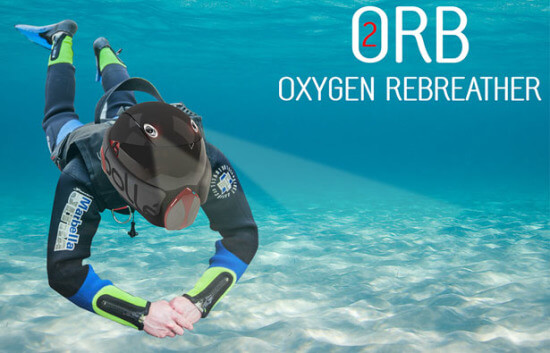 Is ORB Helmet The Future of Diving? - Scuba Diving Buzz